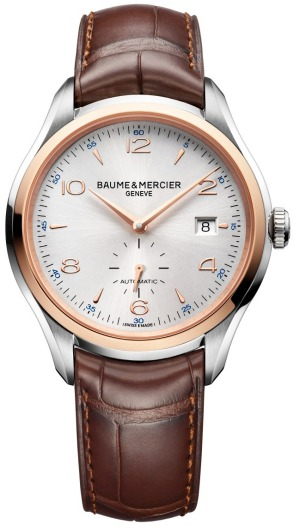 <b>THE PEOPLE PERSON (ISFJ)<br> Your watch:</b> Baume & Mercier Clifton (Two-Tone)<br> You're the kind of person that ...