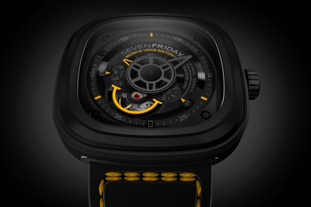 <b>THE IDEALIST (INFP)<br> Your watch:</b> SEVENFRIDAY P2, 'Micah's Voice' (above) and 'Priors Court' Limited ...