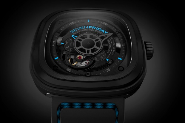 <b>THE IDEALIST (INFP)<br> Your watch:</b> SEVENFRIDAY P2, 'Micah's Voice' and 'Priors Court' (above) Limited ...