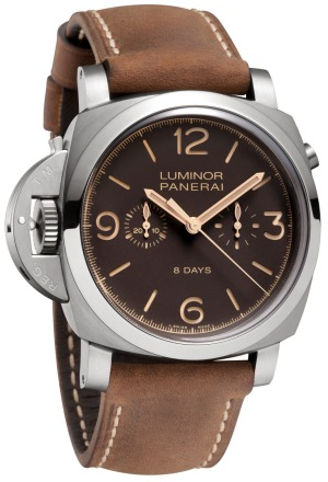 <b>THE DOER (ESTP)<br> Your watch:</b> Panerai PAM 579<br> If you're a doer, you live in the present, but you want ...