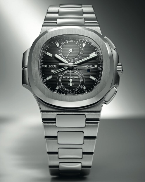 <b>THE EXECUTIVE (ENTJ)<br> Your watch:</b> Patek Philippe Nautilus Chronograph Travel Time 5990A<br>  Executives only ...