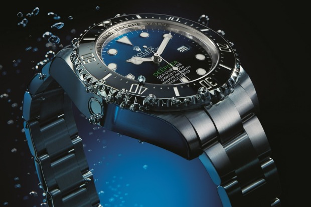 <b>THE PROTECTOR (INFJ)<br> Your watch:</b> Rolex Deep Sea Sea-Dweller (2014); Breitling Emergency II (2013)<br> As a ...