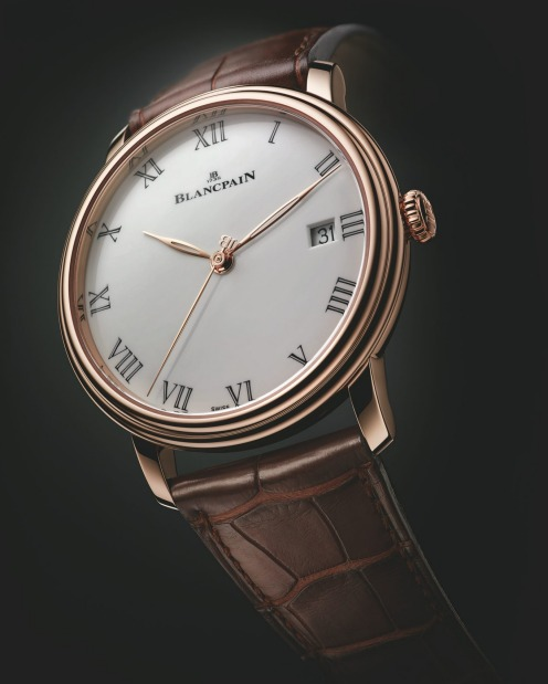 <b>THE CAREGIVER (ESFJ)<br> Your watch: </b>Blancpain Villeret 8-Day<br>  Caregivers are open and value traditions. You ...