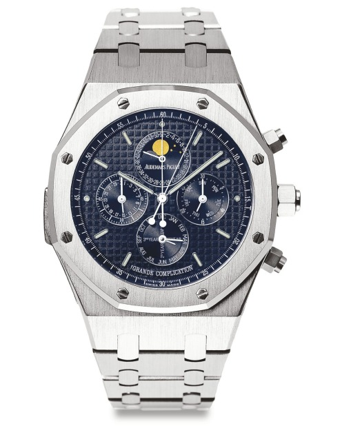 <b>THE VISIONARY (ENTP)<br> Your watch:</b> Audemars Piguet Royal Oak Offshore Grande Complication<br>  Creative and ...