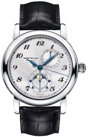 <b>THE GIVER (ENFJ)<br> Your watch:</b> Montblanc Star Moonphase<br>  Givers respond to the human angle and are ...