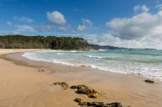 Coffs Harbour, beach, coastline