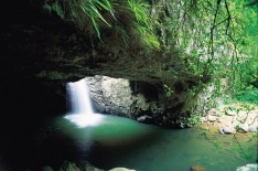 Natural Arch, Springbrook National Park