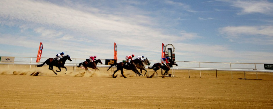 The Birdsville Races.