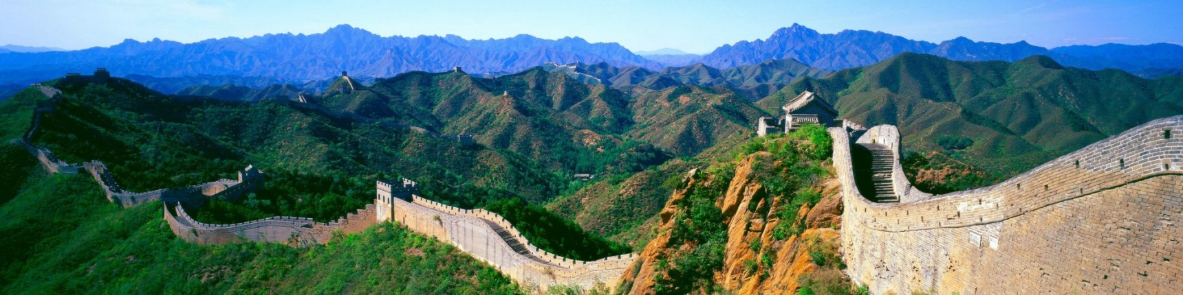great wall of china northeast asia