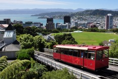 Wellington, New Zealand, cable car