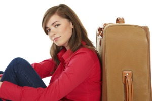 Check your insurance policy's fine print to make sure you're properly covered for luggage theft.
