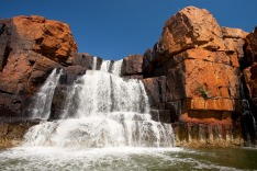 The Kimberley, waterfall