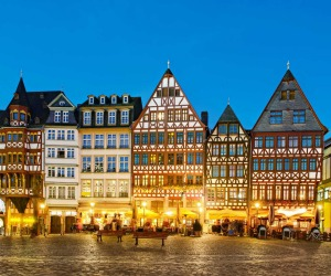Frankfurt, Germany.