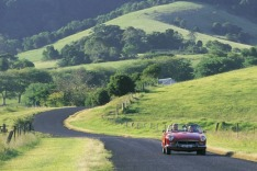 Gerringong, NSW, driving
