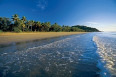 Four Mile Beach, Port Douglas, Queensland.