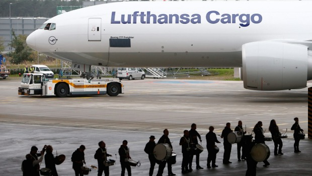 'Drunken escapade' ... Lee Jezard pleaded guilty to boarding a Lufthansa aeroplane at Birmingham airport but does not ...