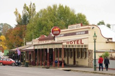 National Hotel, Clunes