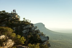 Mt Sturgeon in the Grampians.