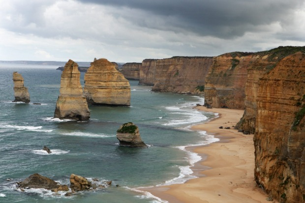 Other Australian destinations to make the list: No.12: The 12 Apostles on the Great Ocean Road, Victoria.