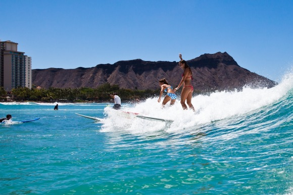 See the highlights of Hawaii on a multi-stop airfare.