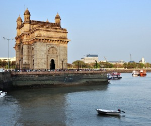 Mumbai, India, river
