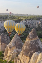 Hot air ballooning Turkey