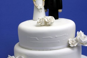 Wedding cakes can easily be brought into Bali.
