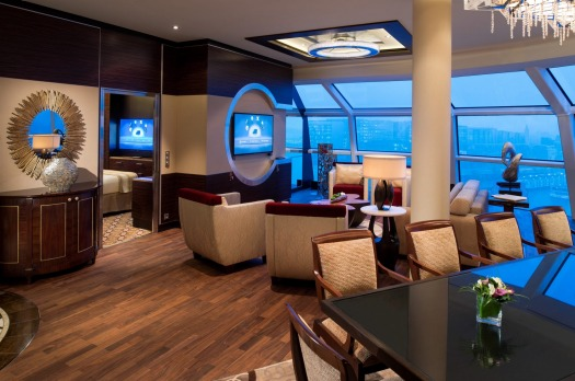 Celebrity Reflection: The Reflection Suite.