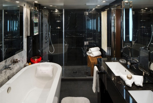 Seabourn Odyssey: Penthouse Spa Suites.