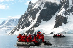 Head to Antarctica with Active Travel.