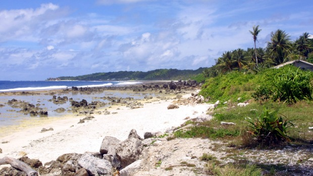 Nauru (21 square km. Population: 9000). There's little to gain from a visit to Nauru except an education. Most of ...
