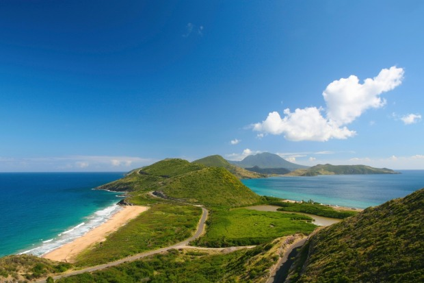 Saint Kitts and Nevis (261 square km. Population: 50,000). This two-island country in the West Indies is the smallest ...