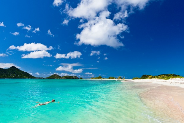 Grenada (344 square km. Population: 110,00). The 'island of spice' is yet another island of exquisite beauty in the ...