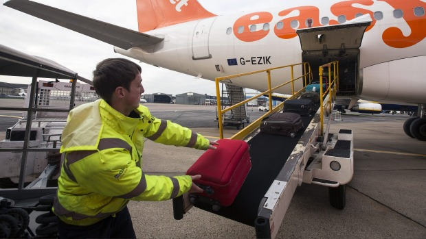 The rate of lost and damaged luggage has dropped more than 60 per cent worldwide.