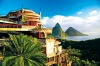 Jade Mountain, St Lucia. There is nothing understated about this Caribbean retreat, from the maze of walkways to the ...