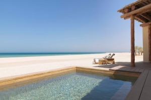 Al Yamm is the second - and most luxurious - resort to open on Sir Bani Yas.