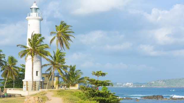 Galle Fort Lighthouse.