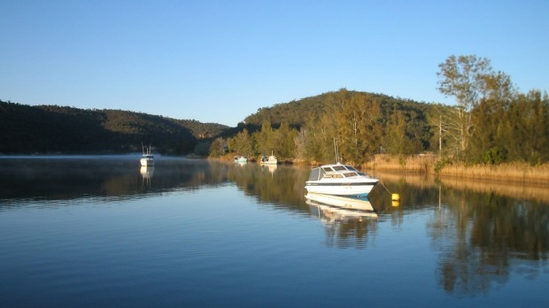 Wisemans Ferry, NSW
