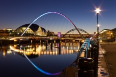 newcastle england uk