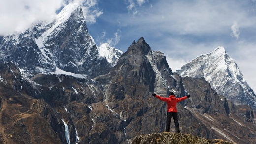 Mind over matter: Trek the Everest region in Nepal.