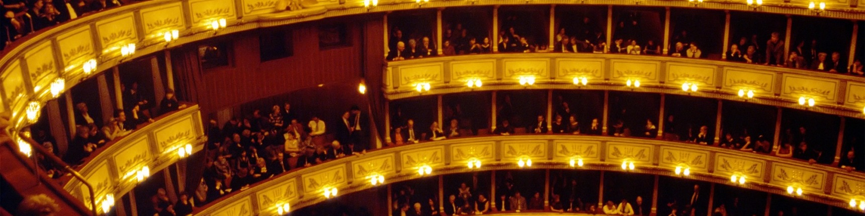 The Vienna Opera House. It's not like the Sydney one. Nor do the economies have much in common.