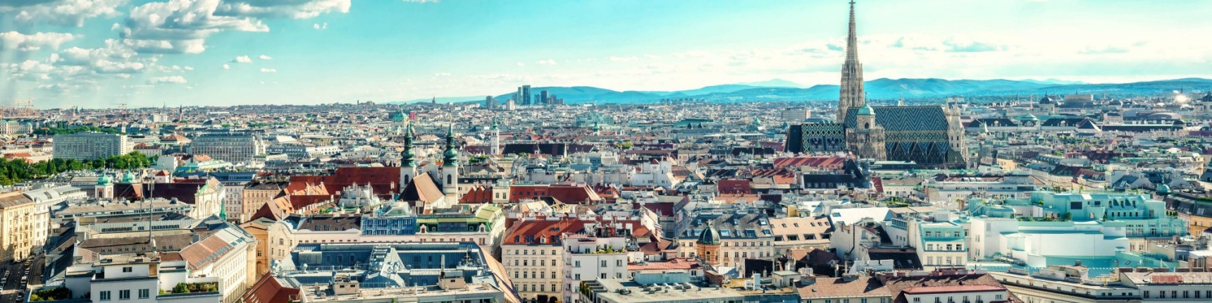Liveable and great to visit: Vienna.