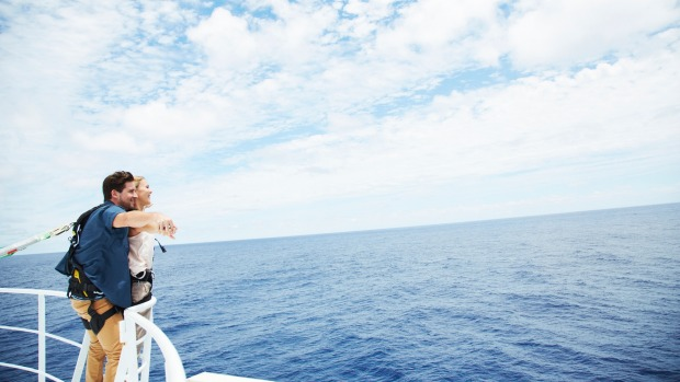 P&O is one cruise line that allows passengers to recreate the famous scene from Titanic.