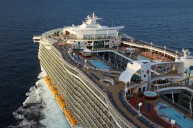 World's biggest: Allure of the Seas
