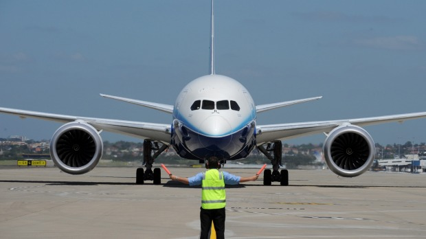 Warming effect: Long-haul flights account for a significant amount of carbon emissions.