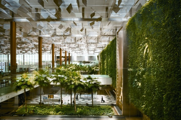 changi airport singapore inside the world 39 s best airport