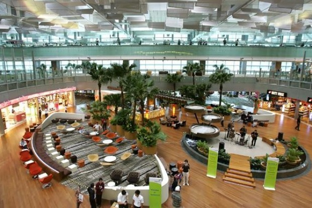 Terminal 3 is home to more than 140 retail and food outlets, from hamburgers to high fashion.