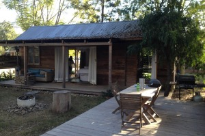 Laurels of Chinchilla is a rustic stay in the far reaches of the Darling Downs.