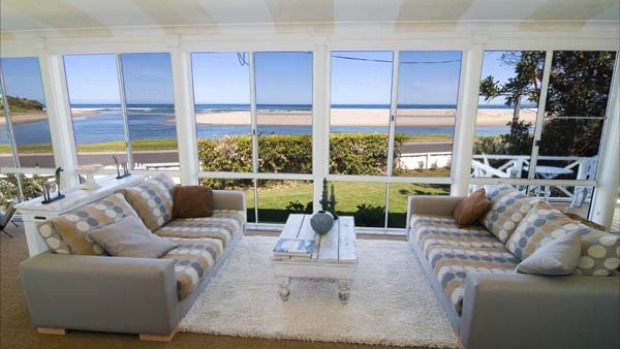 the beach house  gerroa review  seven miles of solitude