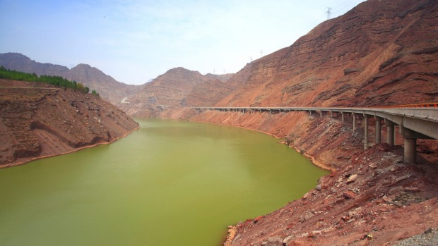 6. Yellow River, China. Nature and wildlife enthusiasts and those in search of culture will find plenty to enjoy ...